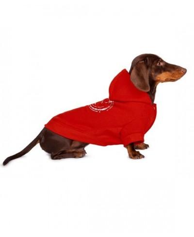 Sweatshirt Rot - California Red