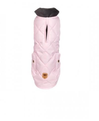 Wassserdichter und gepolsterter Mantel rosa- Willy Pink
