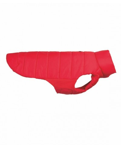 Artic Red light down jacket
