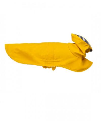 Raincoat Tintin Yellow