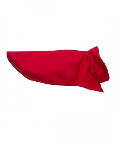 Raincoat Tintin Red