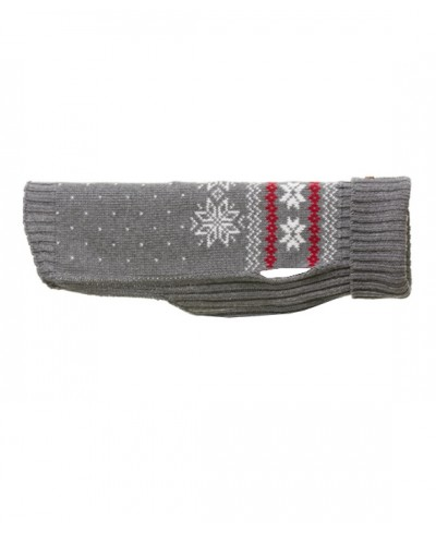 Grey Knitted cotton Jersey  – Bruce Grey