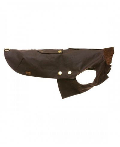 Mantel Barbour braun
