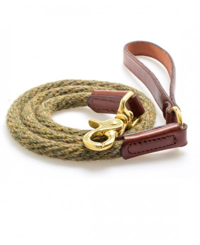 New Woodlands leather leash