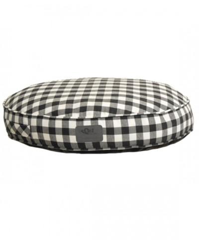 Napoli round dog bed
