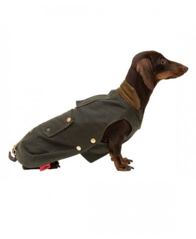 Mantel Barbour Olive