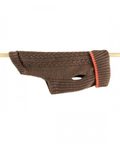 Strickpullover - Lenon Brown