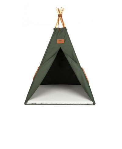 Outdoor/Indoor Olive Teepee
